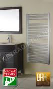 Egyenes BRH törölközőszárítós radiátor
