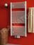Koralux Classic M középső kötésű törölközőszárítós radiátor