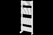 Vogel & Noot Della törölközőszárító radiátor egyenes 900x1800 mm törtfehér