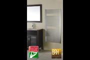BRH Angelit 630x1490 íves törölközőszárító radiátor