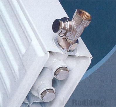 Dunaferr LUX UNI 22K 600x800 radiátor